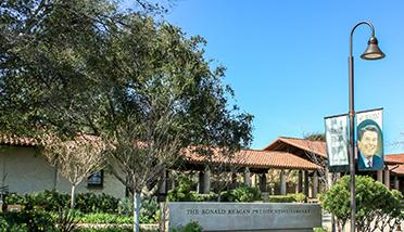 RONALD REAGAN LIBRARY SIMI VALLEY, CALIFORNIA