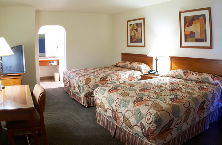 PREMIER INNS THOUSAND OAKS GUEST ROOM